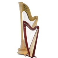 Harpmodel