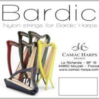 Camac Nylon for Bardic Harps