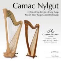 Camac Nylgut Nylon (2e - 5e oct)